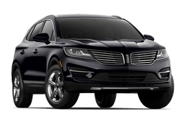 Lincoln MKC wheels and tires specs icon