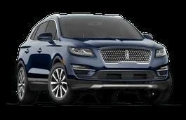 Lincoln MKC Facelift SUV