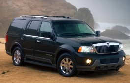 Lincoln Navigator wheels and tires specs icon