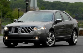 Lincoln MKZ wheels and tires specs icon