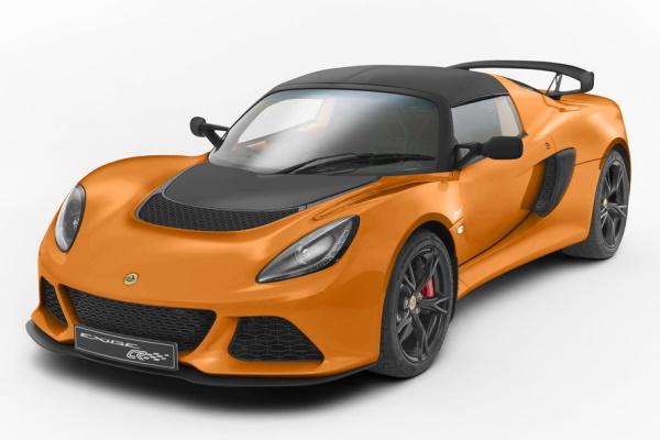 Lotus Exige wheels and tires specs icon