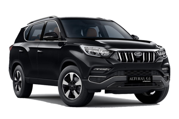 Mahindra Alturas G4 wheels and tires specs icon