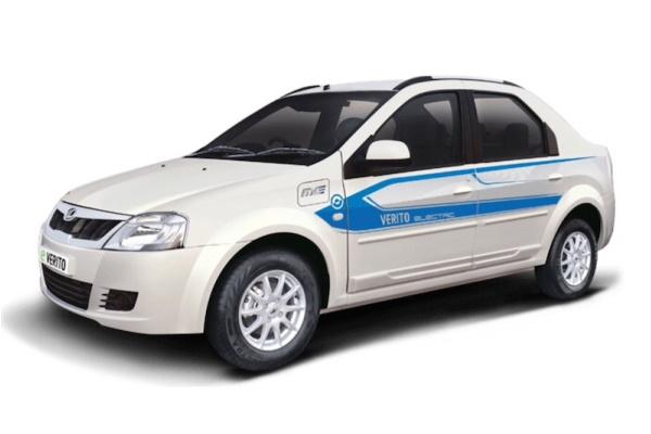 Mahindra e-Verito wheels and tires specs icon