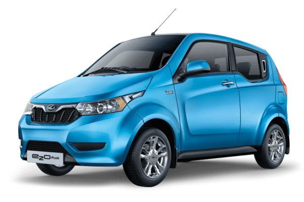 Mahindra e2o Plus wheels and tires specs icon