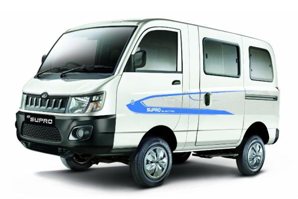 Mahindra eSupro wheels and tires specs icon
