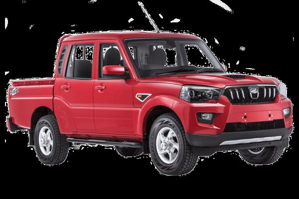 Mahindra Goa Facelift Pickup Double Cab
