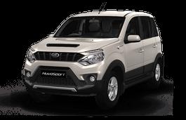 Mahindra NuvoSport wheels and tires specs icon