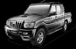 Mahindra Scorpio Getaway Pickup Double Cab