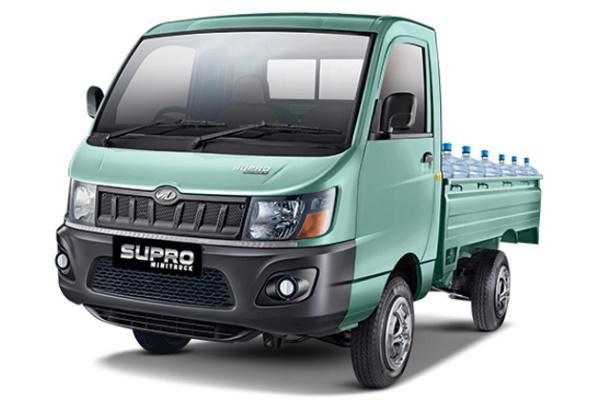Mahindra Supro Minitruck wheels and tires specs icon