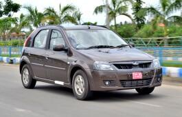 Mahindra Verito Vibe wheels and tires specs icon