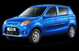 Maruti Alto 800 Facelift Hatchback