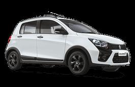 Maruti Celerio X wheels and tires specs icon