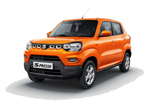 Maruti S-Presso wheels and tires specs icon