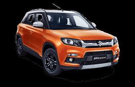 Maruti Vitara Brezza Closed Off-Road Vehicle