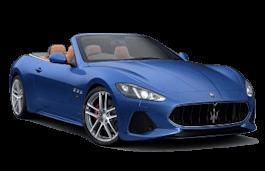 Maserati GranCabrio Sport wheels and tires specs icon