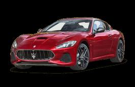 Maserati GranTurismo MC Facelift Coupe
