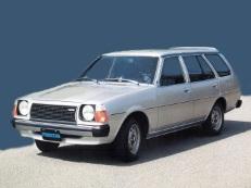 Mazda 323 FA4 Estate