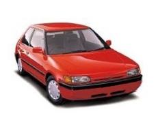 Mazda 323 BG Hatchback