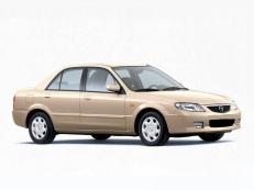 Mazda 323 BJ Saloon
