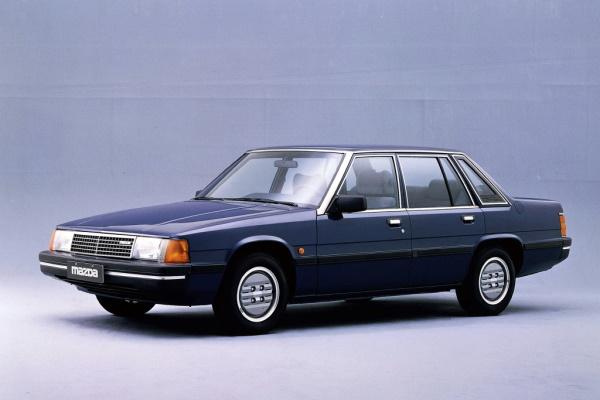 Mazda 929 wheels and tires specs icon
