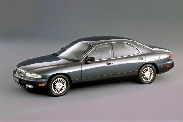 Mazda 929 HD Saloon
