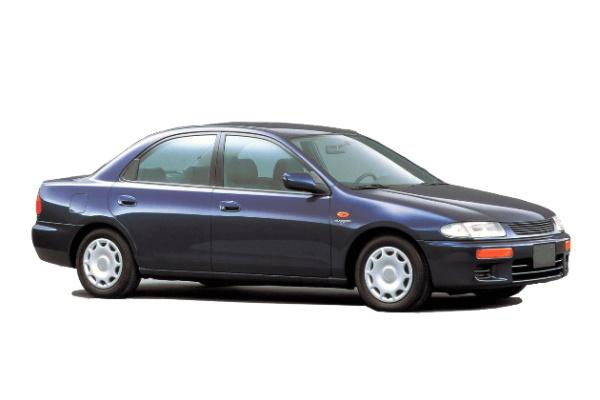 Mazda Allegro wheels and tires specs icon