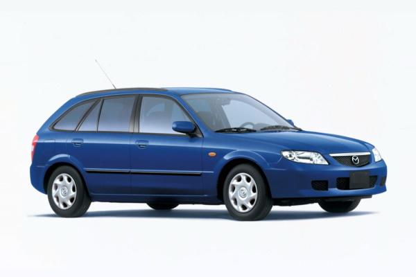 Mazda Allegro II Hatchback