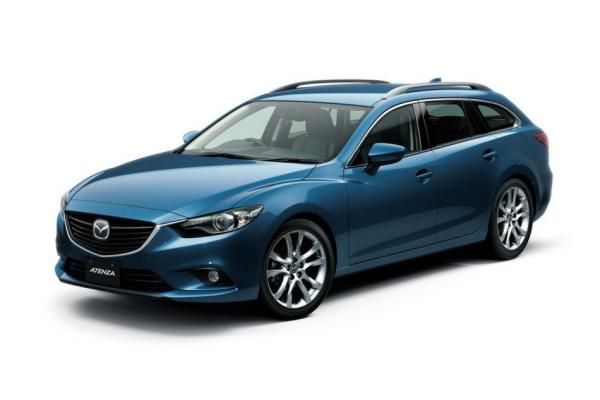 Mazda Atenza GJ Estate