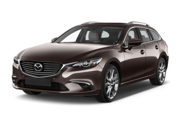 Mazda Atenza GJ Facelift Estate