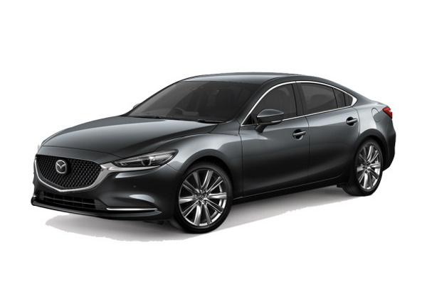 Mazda Atenza GJ Facelift Saloon