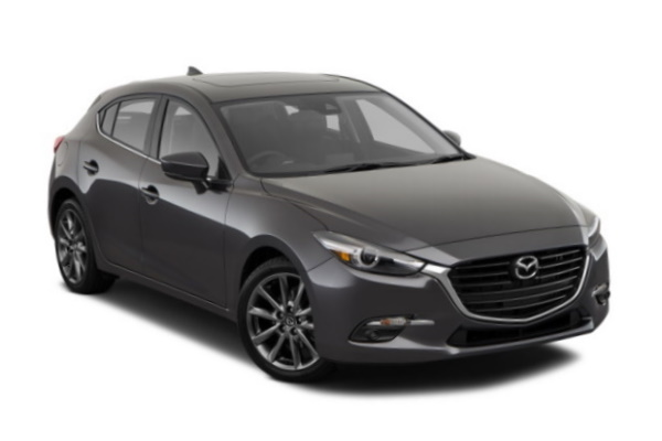 Mazda Axela wheels and tires specs icon
