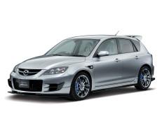 Mazda MazdaSpeed Axela wheels and tires specs icon
