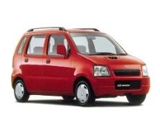 Mazda AZ Wagon wheels and tires specs icon