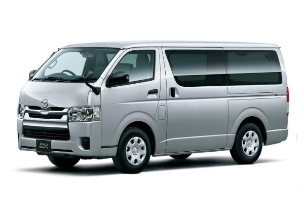 马自达 Bongo Brawny Van H200 Van