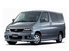 Mazda Bongo Friendee wheels and tires specs icon