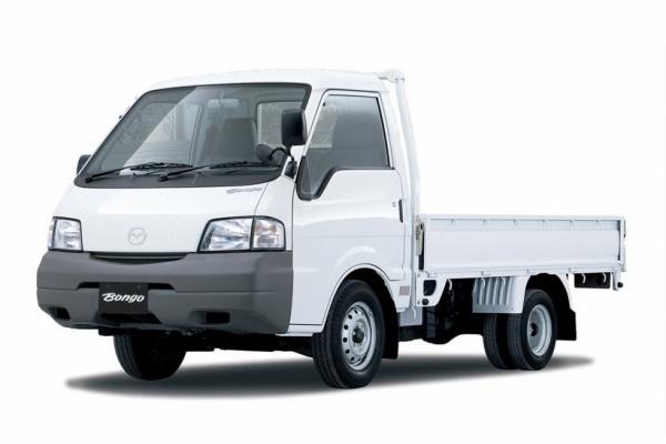 Mazda Bongo Truck wheels and tires specs icon