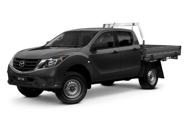 马自达 BT-50 UR Facelift Dual Cab Chassis