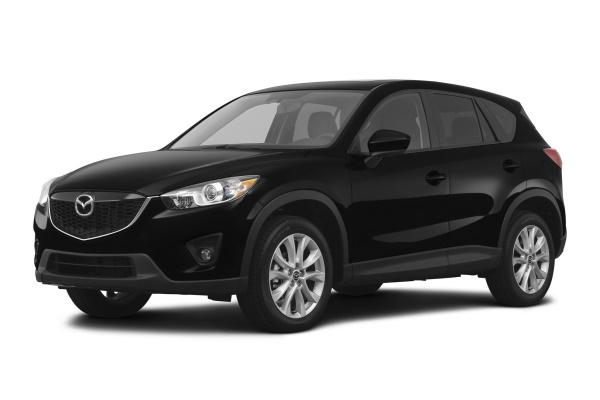 Mazda CX-5 wheels and tires specs icon