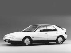 Mazda Eunos 100 wheels and tires specs icon
