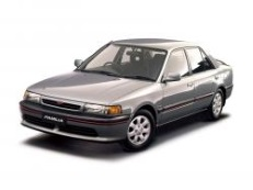 Mazda Familia wheels and tires specs icon