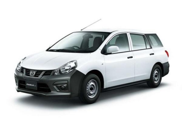 Mazda Familia Van Y12 Facelift Estate