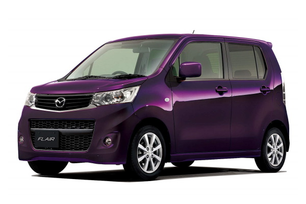Mazda Flair Custom Style wheels and tires specs icon