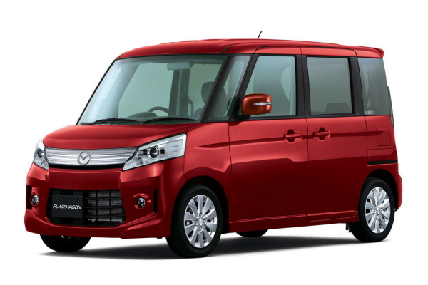 马自达 Flair Wagon Custom Style MM3 旅行车