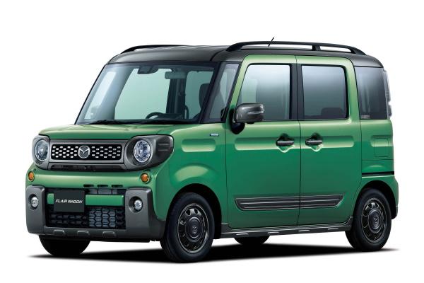 马自达 Flair Wagon Tough Style MM5 旅行车