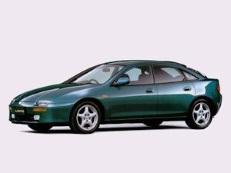 Mazda Lantis wheels and tires specs icon