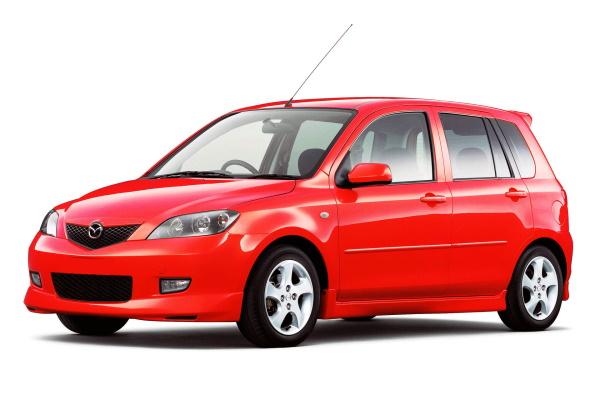 Mazda Mazda2 wheels and tires specs icon