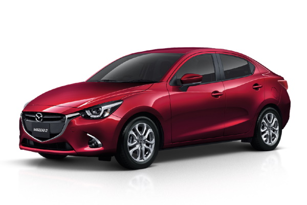 Mazda Mazda2 DJ Saloon