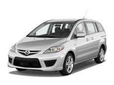 Mazda Mazda5 wheels and tires specs icon