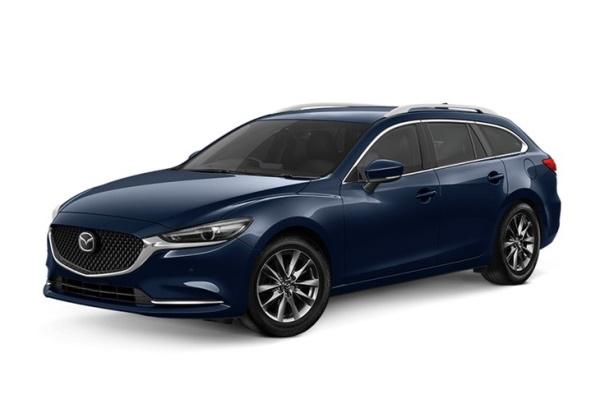 Mazda Mazda6 GJ Estate