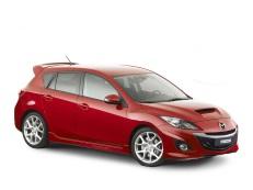 Mazda MazdaSpeed 3 wheels and tires specs icon